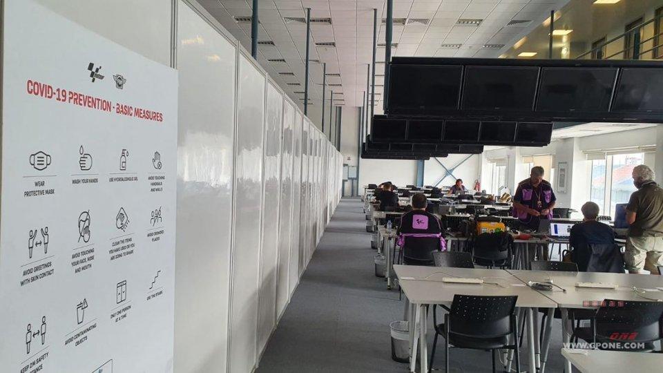 MotoGP: Qatar - Mamma, mi si è ristretto il circuito! l'isolamento nel GP del Qatar