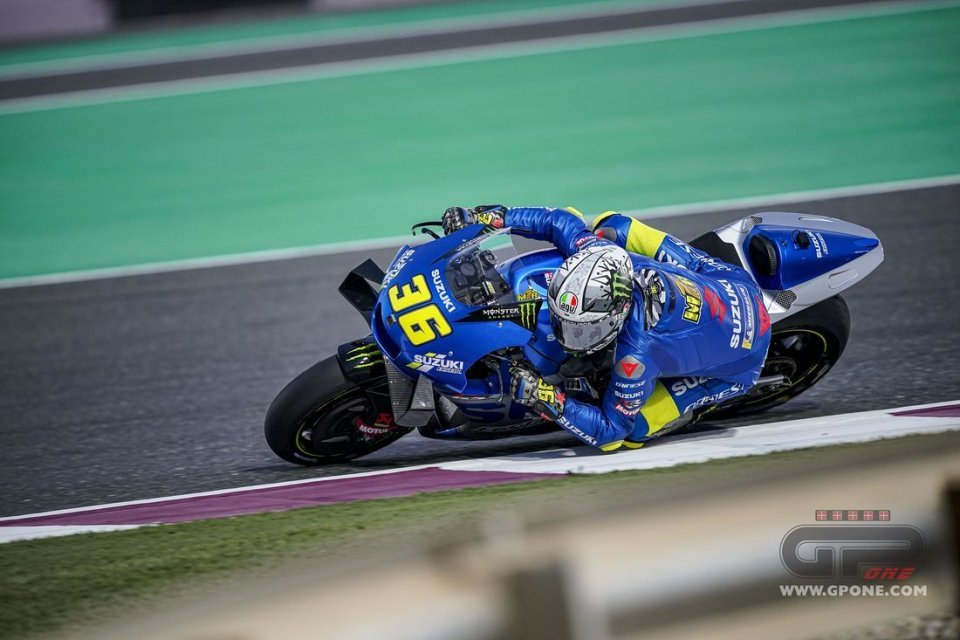 """MotoGP: Mir: """"I won't use the new frame, it takes time to get the best out of its potential"""""""