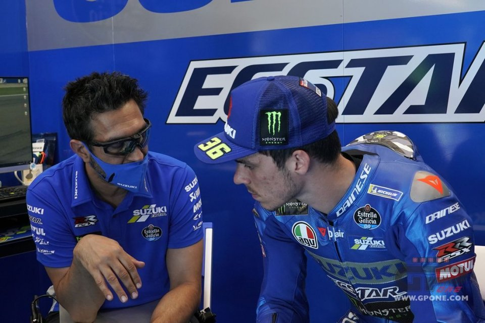 """MotoGP: Joan: """"I'm not as fast as I'd like to be, and I don't know why."""""""