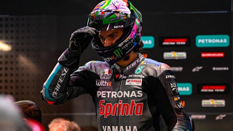 """MotoGP: Morbidelli: """"Non ho pensato molto a Marquez, ma avrei voluto fosse in gara"""""""