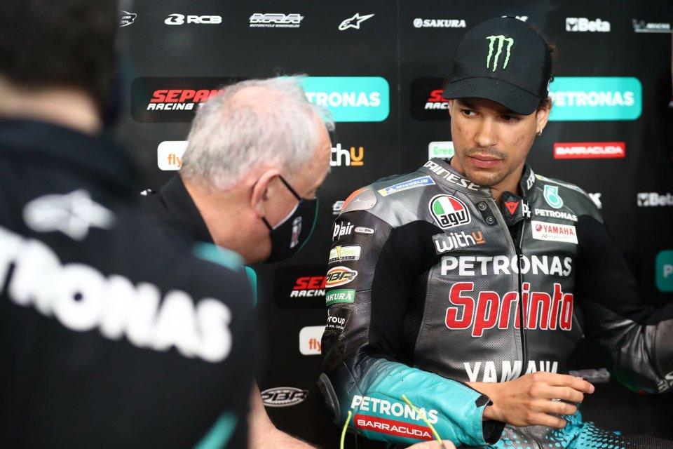 """MotoGP: Morbidelli: """"Le Ducati sono al limite, contro di loro non ci sono strategie"""""""