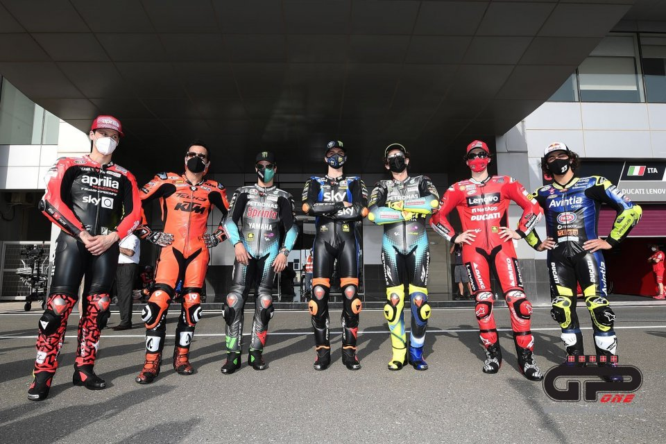 MotoGP: Su DAZN tutta la MotoGP in diretta streaming dal Qatar commentata da Melandri