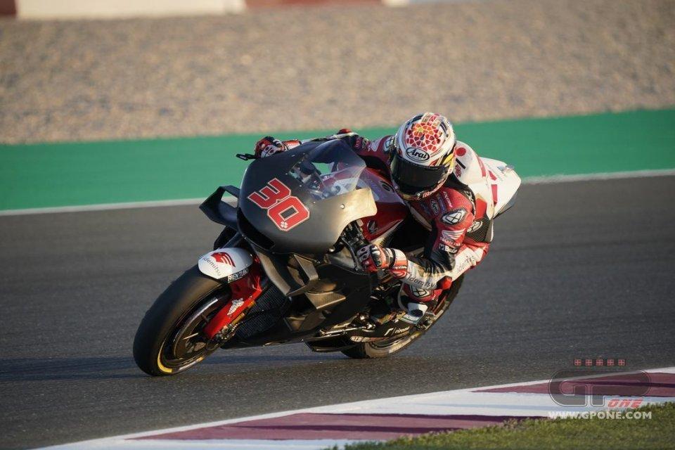 """MotoGP: Nakagami: """"Ho provato la nuova carena, abbiamo perso in velocità massima"""""""