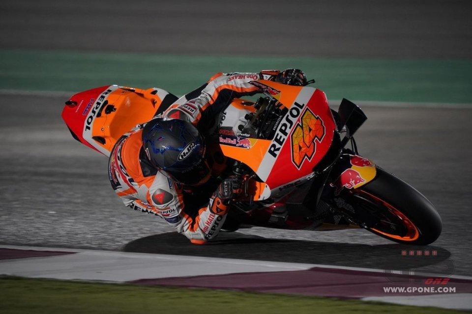 """MotoGP: Pol Espargarò: """"Per trovare il limite della Honda dovrò cadere"""""""