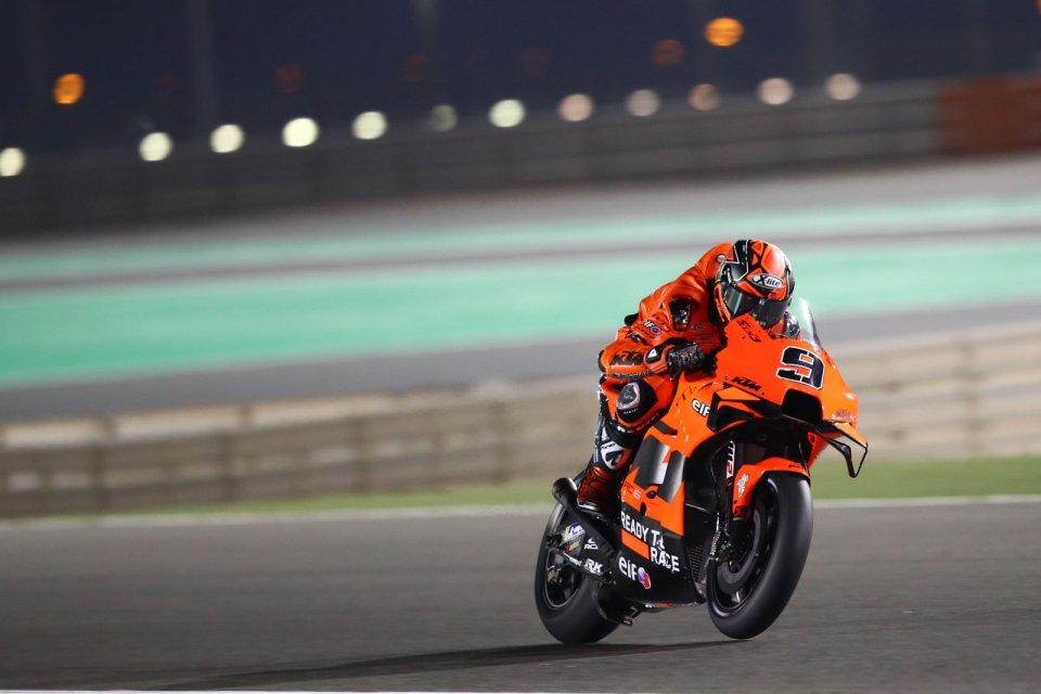 "MotoGP: Danilo Petrucci: ""I'm starting to ride the bike the way I like."""