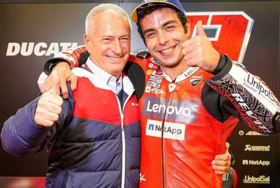 """MotoGP: Vergani: """"Marquez in Qatar for a podium or victory. And Lorenzo is bored """""""