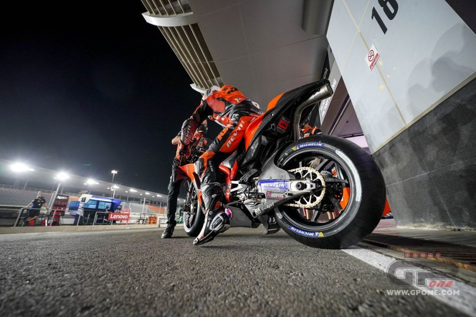 """MotoGP: Taramasso: """"All the riders will choose soft tires for the race"""""""