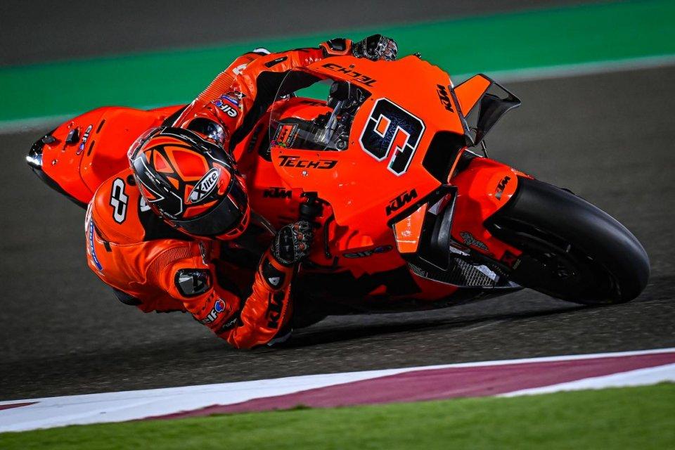 """MotoGP: Petrucci: """"Non ho ancora la KTM in mano, è nervosa e devo calmarla"""""""