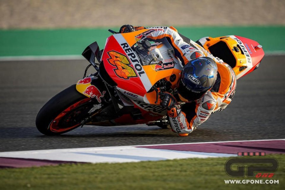 """MotoGP: Pol Espargarò: """"Nessun obiettivo, devo capire molto della Honda"""""""