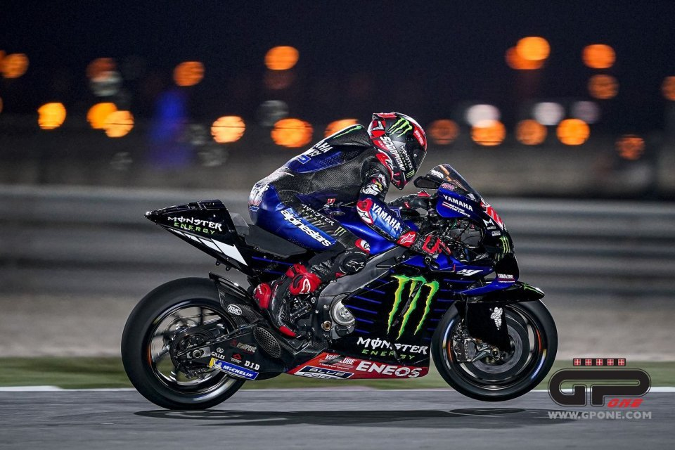 "MotoGP: Quartararo: ""Crutchlow immediately says if the bike is going badly. We needed someone like him"""
