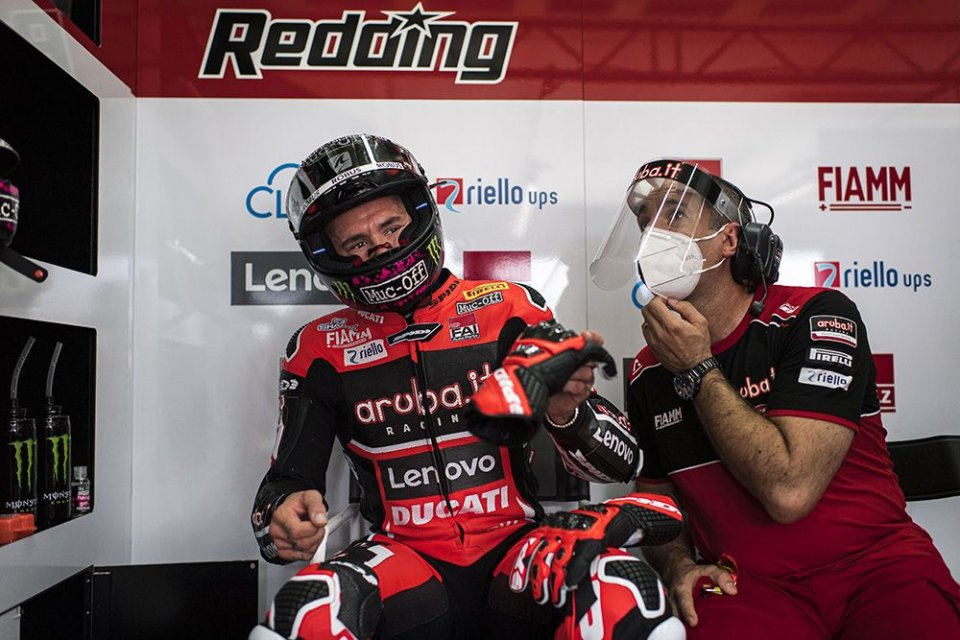 """MotoGP: Redding: """"Unbelievable how much Aprilia copy from other manufacturers"""""""