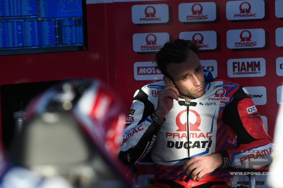 MotoGP: Johann Zarco convinced his Ducati has potential to go well on the flying lap