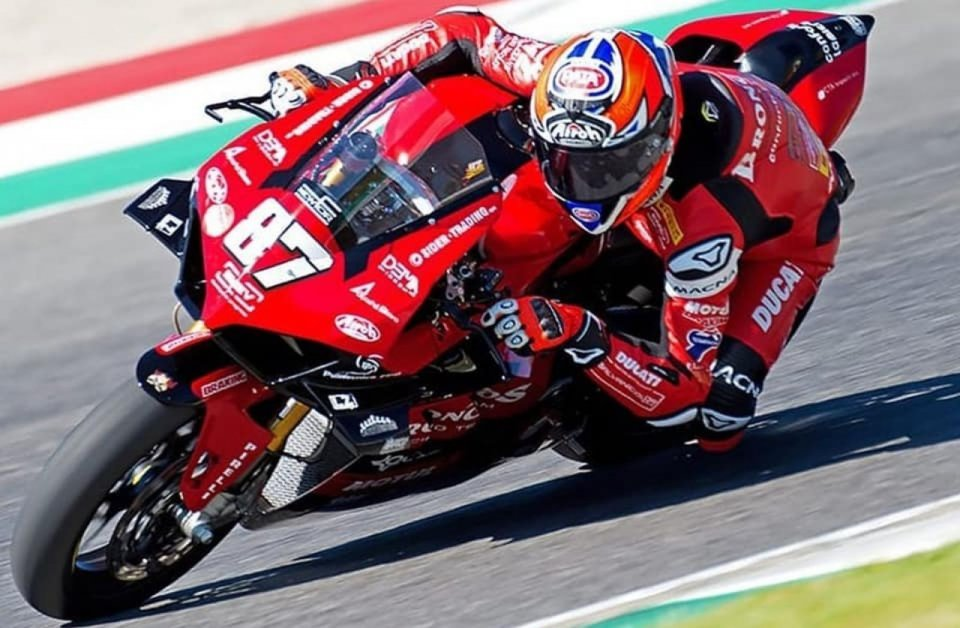 SBK: Lorenzo Zanetti nel CIV Superbike 2021 con il Broncos Racing Team