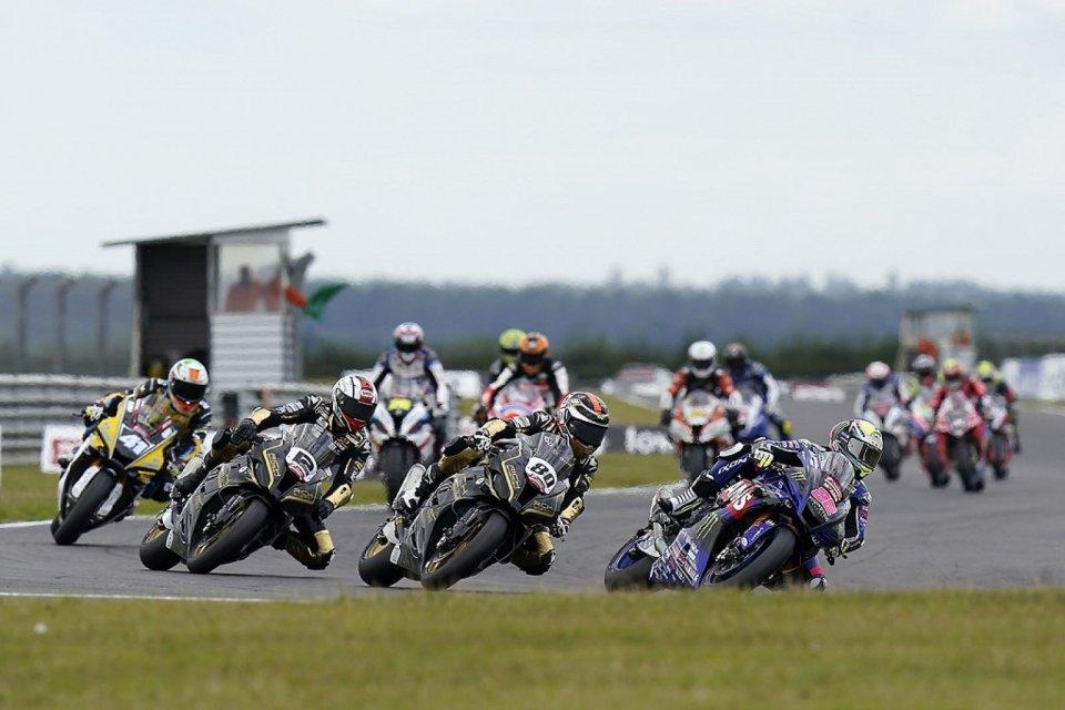 SBK: Slitta ulteriormente l'inizio della stagione 2021 del British Superbike