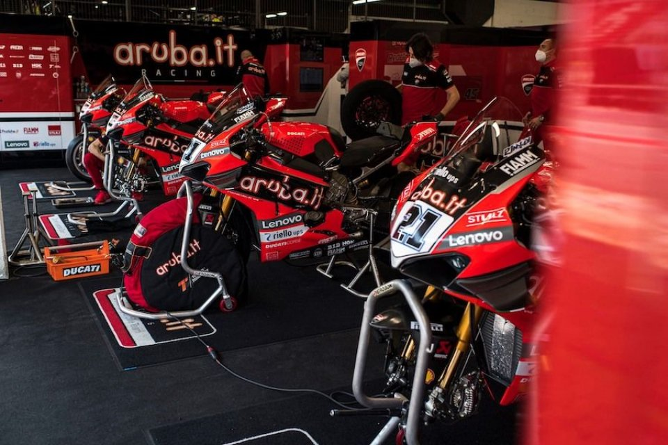 SBK: Here are all the SBK 2021 liveries: Ducati, Honda, Yamaha, Kawasaki and BMW