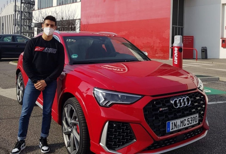 SBK: Audi fa felici i piloti Ducati Superbike Redding e Rinaldi