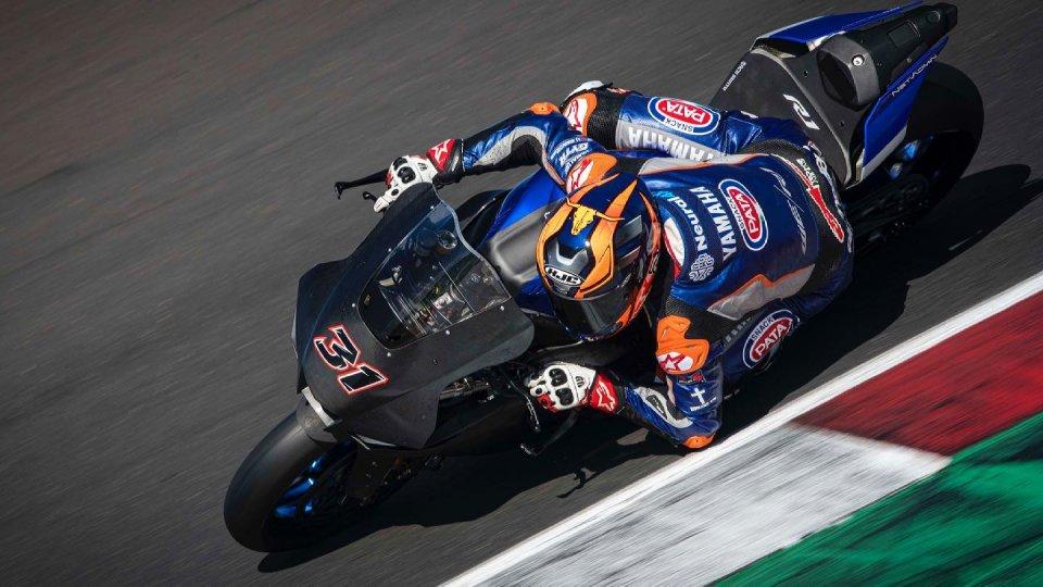 "SBK: Gerloff: ""I like Yamaha's philosophy, both in SBK and in MotoGP"""