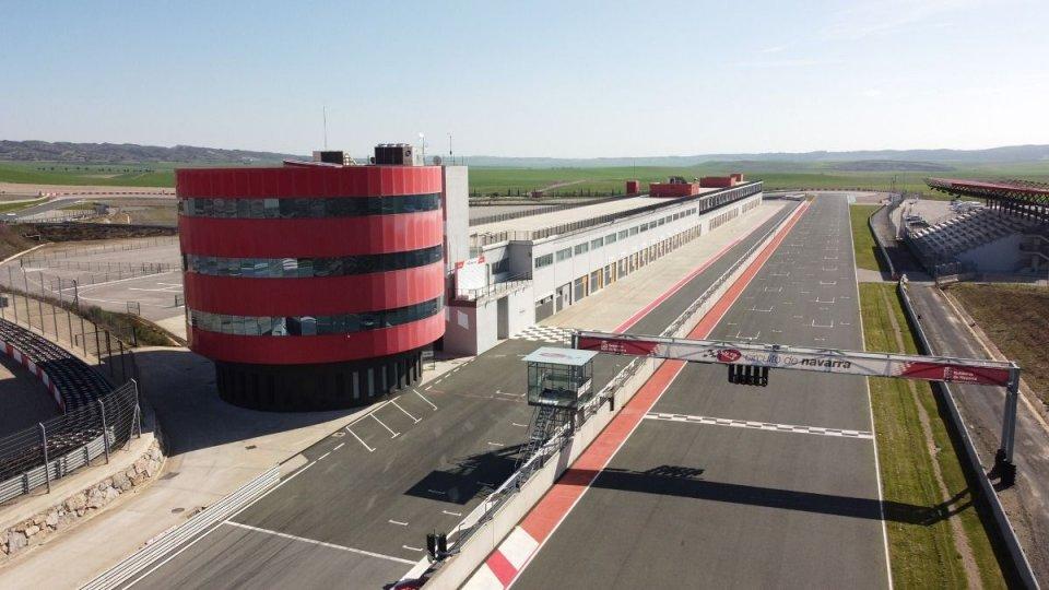 SBK: Navarra in the 2021 World Superbike calendar