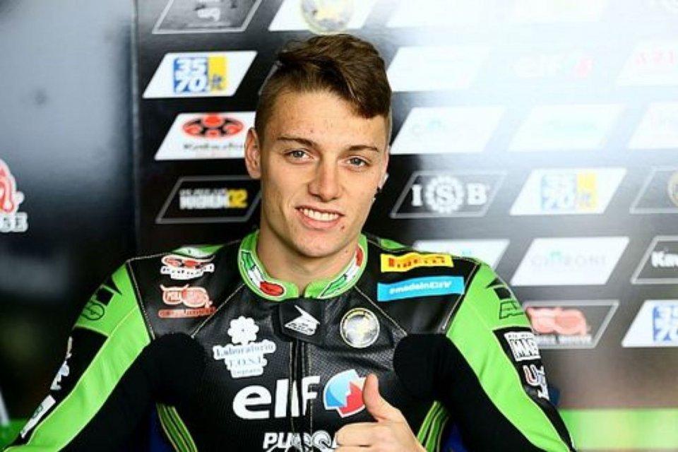 SBK: Michael Canducci con Penta Motorsport nel CIV Superbike 2021