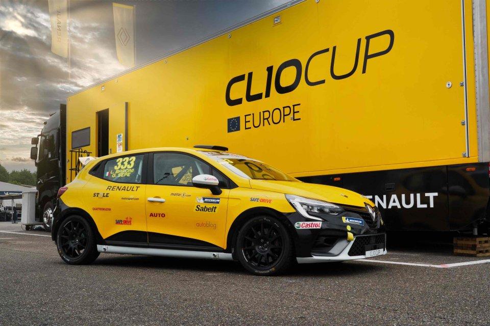 Auto - News: Presentata a Monza la 5a edizione della Clio Cup Press League