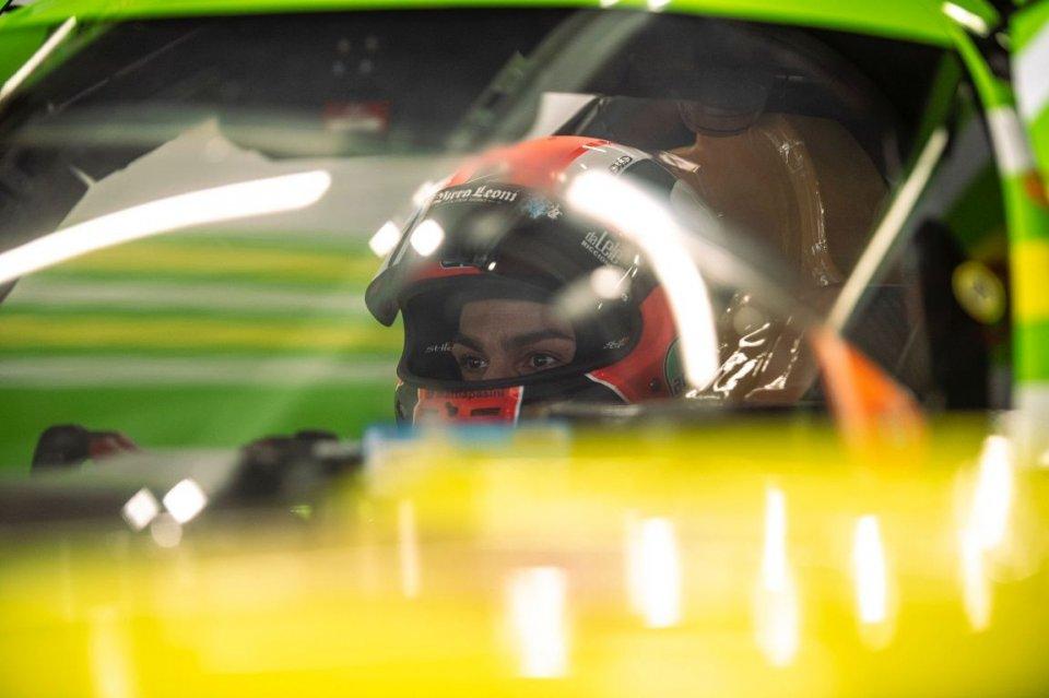 Auto - News: Mattia Pasini debutta nell'European Le Mans Series a Barcellona