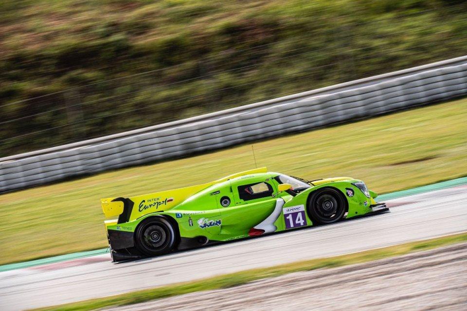 Auto - News: Mattia Pasini brilla nell'Endurance a Barcellona con la LMP3