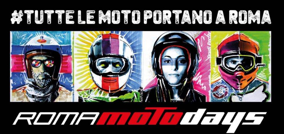 Moto - News: Roma Motodays: fiera rinviata a Marzo 2022