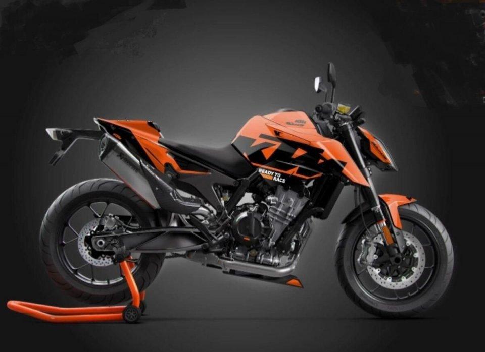 Moto - News: KTM 890 Duke Black Tech3: la naked in edizione limitata ispirata dalla MotoGP