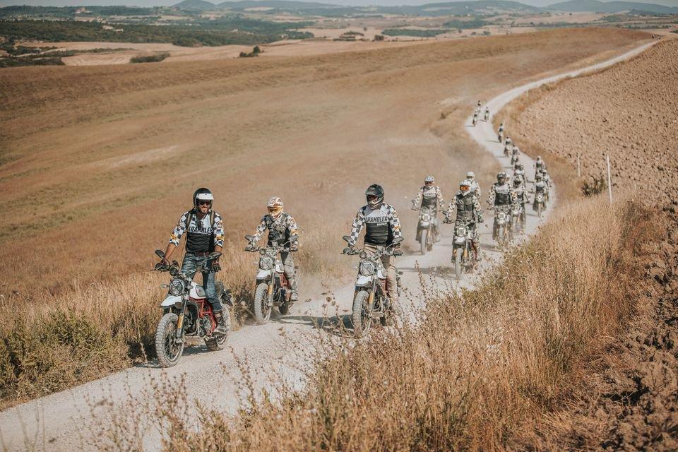 Moto - News: Days of Joy Scrambler 2021: al via la sesta edizione - calendario
