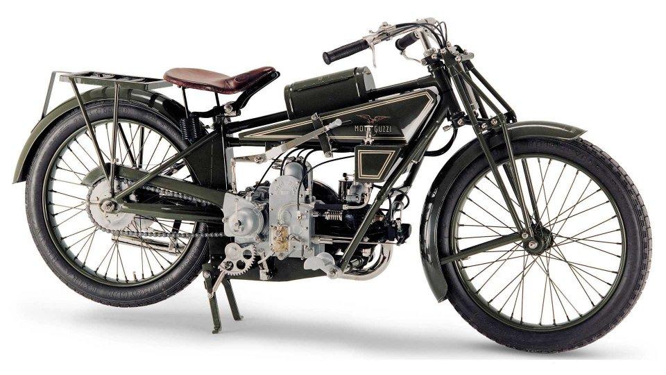Moto - News: Moto Guzzi 100 anni: il Club ACI Storico celebra il centenario