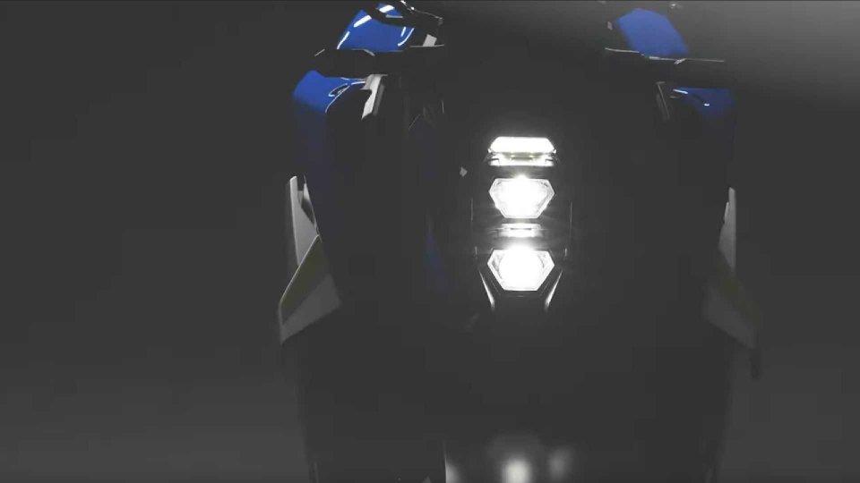 Moto - News: Suzuki GSX-S1000: un video teaser anticipa la nuova maxi naked