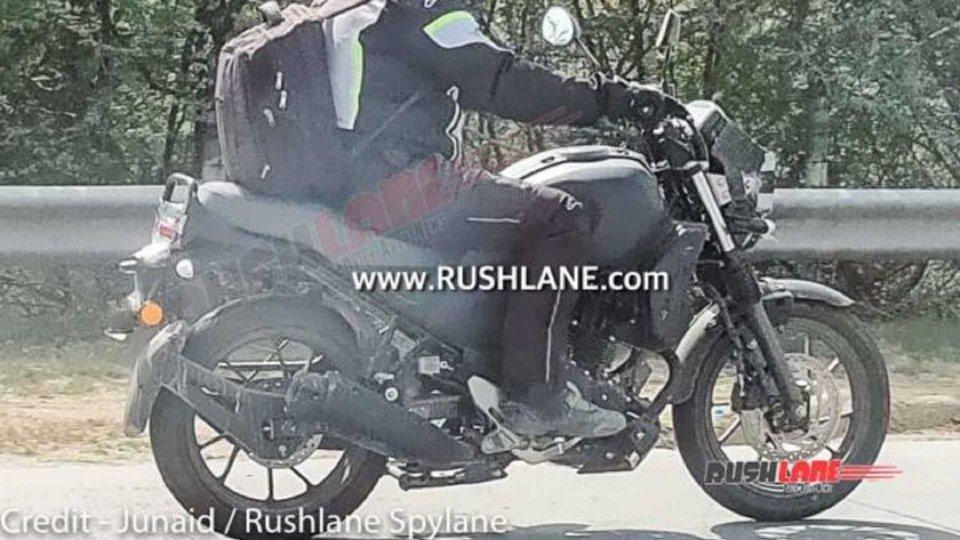 Moto - News: Yamaha XSR 250: primi test su strada in India [FOTOSPIA]