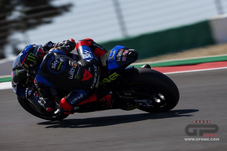 Moto2: Jerez: nuova gomma morbida Dunlop, ma solo per prove e qualifica
