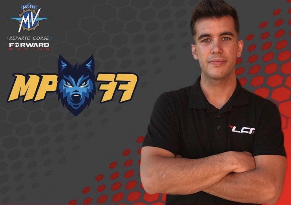 Moto2: Corsi infortunato e Marcon positivo, a Portimao Pons guiderà la MV