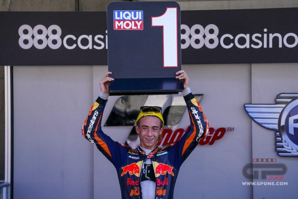 Moto3: Acosta batte Marquez e Rossi: chi sono i più giovani vincitori di un GP
