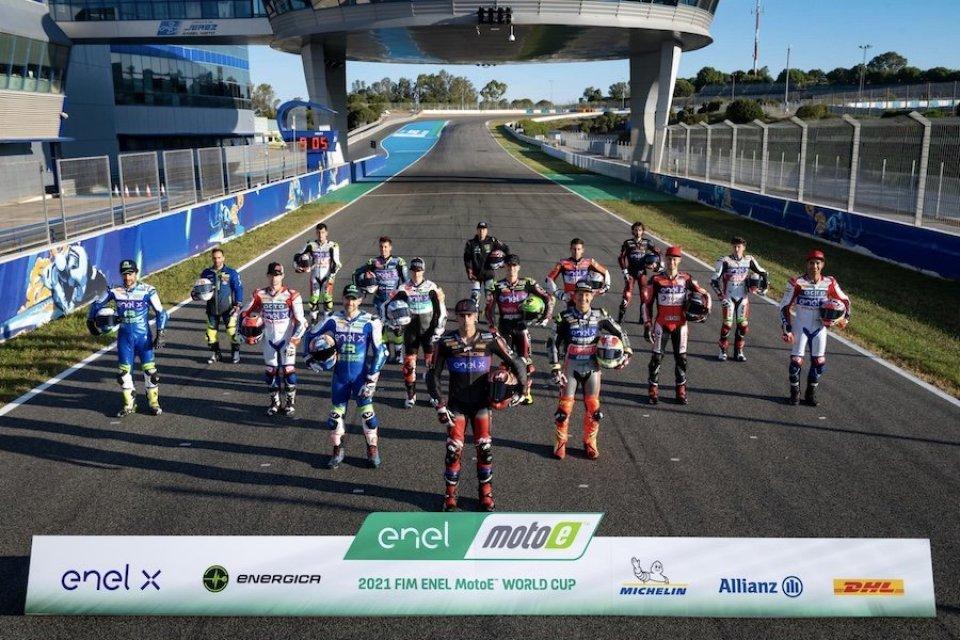 MotoE: A Jerez riparte la MotoE: Matteo Ferrari cerca il riscatto