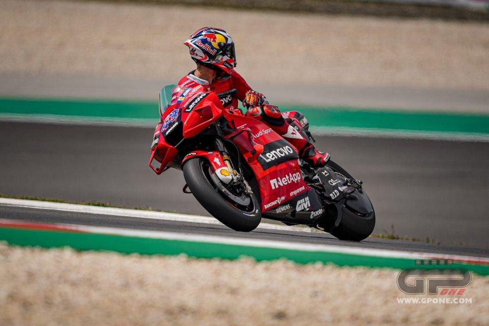 """MotoGP: Miller: """"Bagnaia's penalty? When that happens, you can't argue."""""""