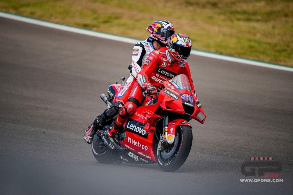 """MotoGP: Zarco: """"La mia Ducati è andata a fuoco? È perché abbiamo 300 CV!"""""""