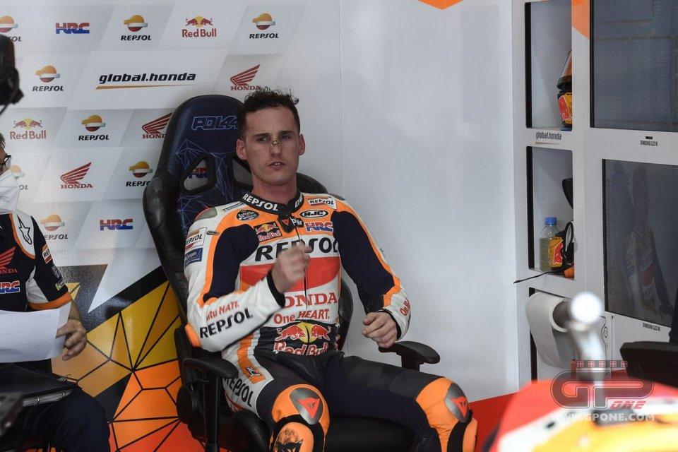 "MotoGP: Pol Espargarò: ""Se Marquez è veloce, per me è solamente positivo"""