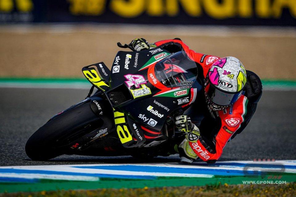 """MotoGP: Aleix Espargarò: """"Questa Aprilia andrà bene su ogni pista"""""""