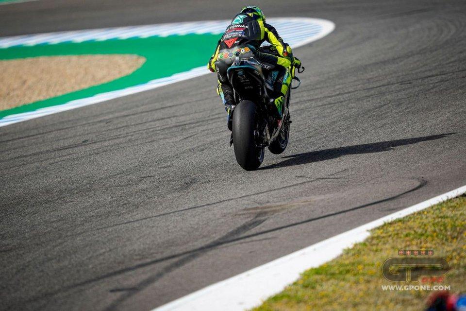 """MotoGP: Rossi: """"Ho gli stessi problemi e non più molte idee per risolverli"""""""