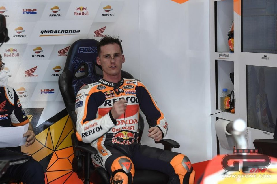 MotoGP: Pol Espargaró expresses frustration at not being able to identify his problem