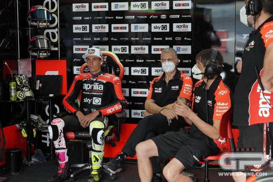 """MotoGP: Aleix Espargaró: """"It's the best Aprilia ever, we'll have good races"""""""