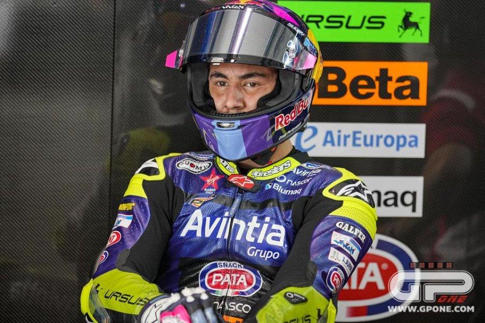 """MotoGP: Bastianini: """"La VR46 MotoGP? L'obiettivo è continuare con Ducati nel 2022"""""""
