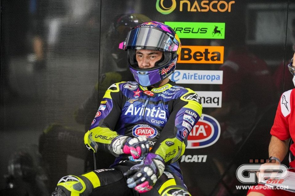 """MotoGP: Bastianini: """"I learned by following Rossi, at Jerez I can be further up"""""""