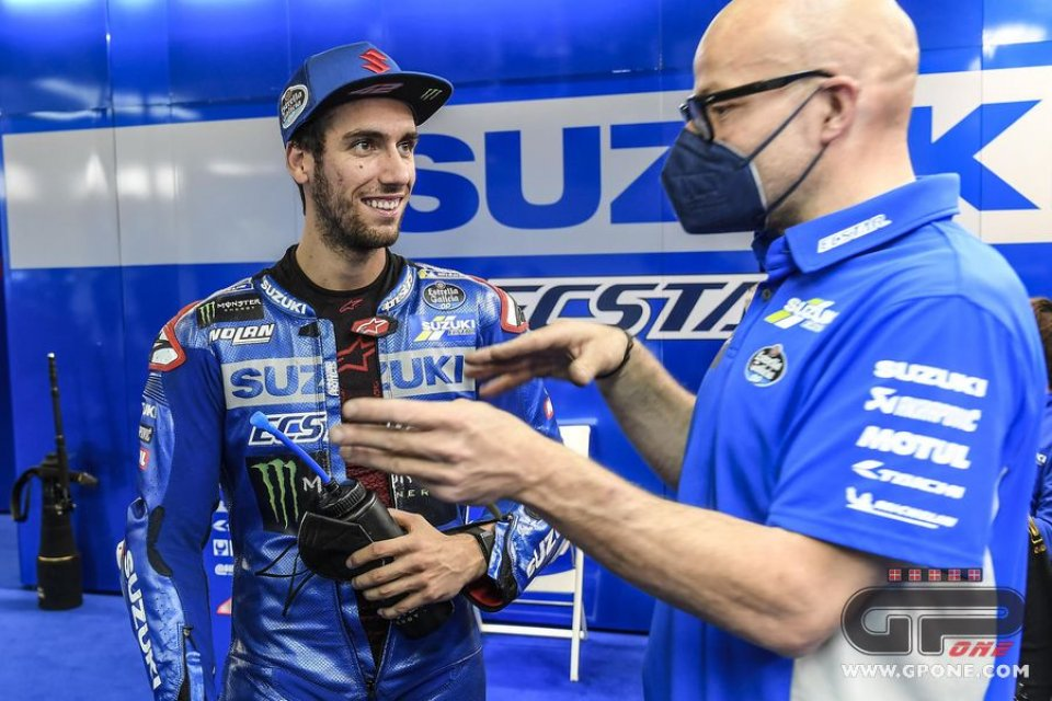 """MotoGP: Rins: """"When I fell, I made no mistakes, it just happened"""""""