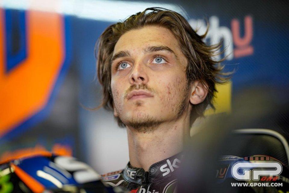 """MotoGP: Marini: """"Il progetto VR46 è interessante, sarei felice di parlarne con Vale"""""""