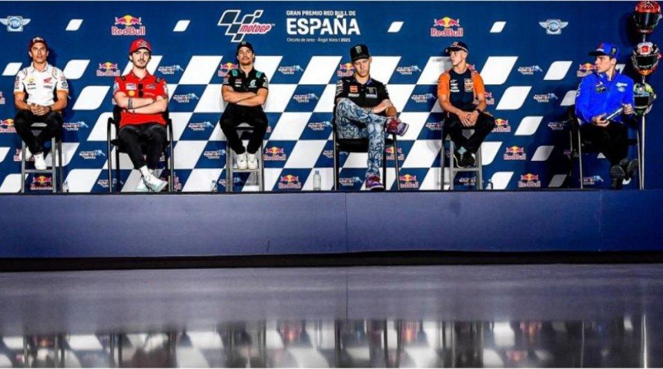 "MotoGP: Acosta: ""My idol is Schwantz, but also Marquez and all the MotoGP riders"""