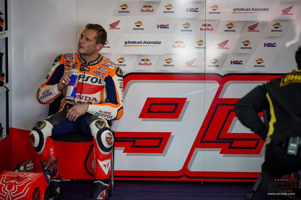 """MotoGP: Bradl: """"if Marc were to finish on the podium in Portimão, I wouldn't be surprised"""""""