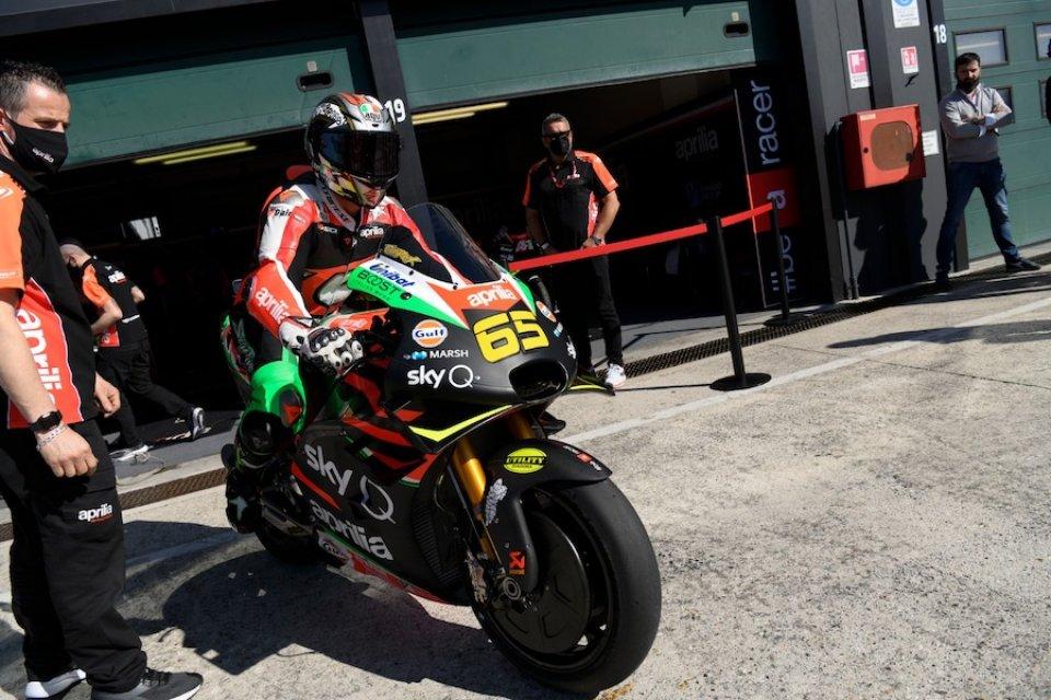 MotoGP: Capirossi comes out in favour of Aprilia-Rossi satellite team in 2022